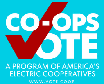 Co-ops Vote_SquareBlue Print