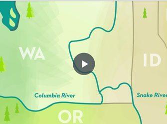 Snake River Dam Video